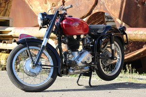 1954 Gilera Saturno 500 cm3  No reserve  For Sale by Auction