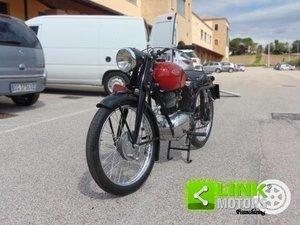1952 Gilera Arcore 150 restaurato completamente. Immaricolato ne For Sale