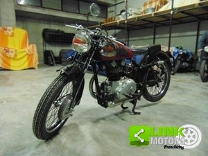 Gilera Saturno 500, anno 1948, conservato con documenti e t For Sale
