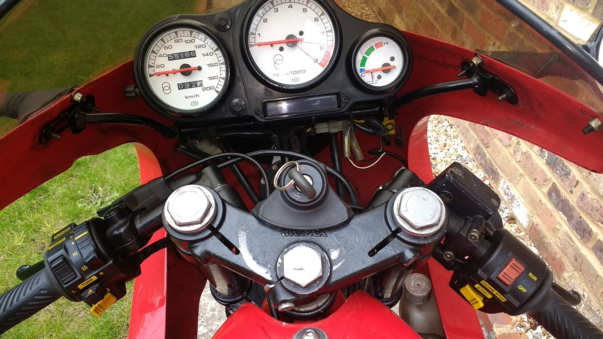 1991 Gilera Saturno Nuovo 500 SOLD (picture 3 of 6)