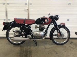 Picture of 1961 GILERA 150 SPORT CLASSIC MOTORCYCLE SOLD