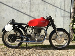 Picture of 1952 Gilera 500 Piuma