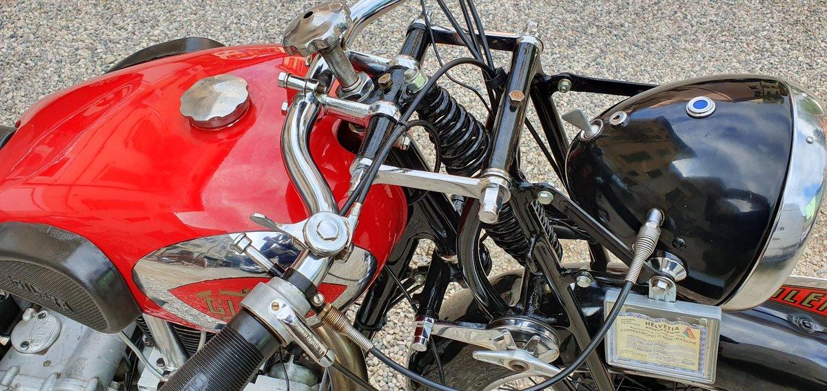 1940 Moto Gilera VTE Quattro Bulloni For Sale (picture 3 of 6)