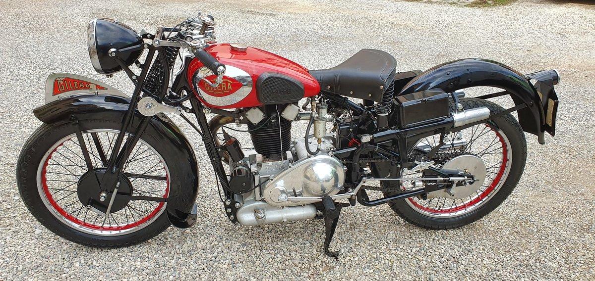 1940 Moto Gilera VTE Quattro Bulloni For Sale (picture 4 of 6)
