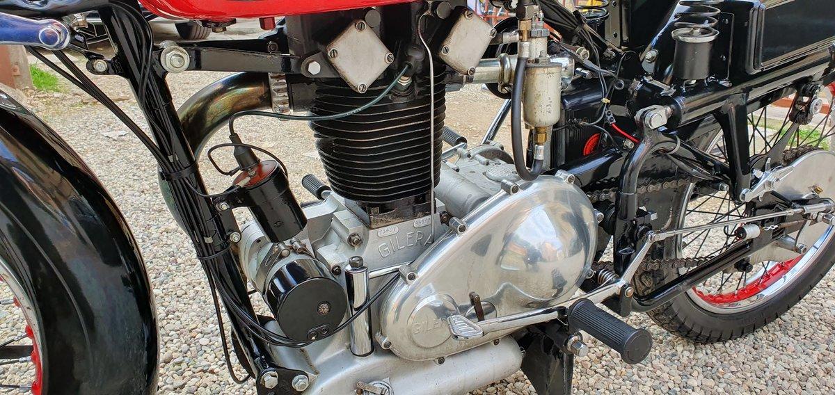 1940 Moto Gilera VTE Quattro Bulloni For Sale (picture 5 of 6)