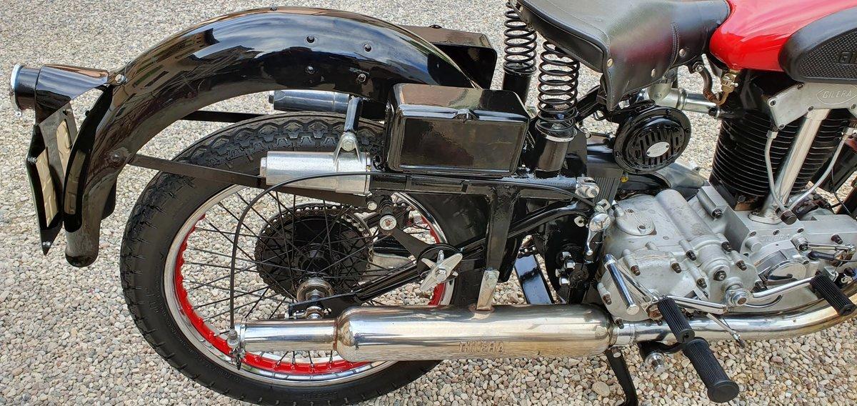 1940 Moto Gilera VTE Quattro Bulloni For Sale (picture 6 of 6)