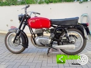 1958 GILERA B 300 EXTRA TARGA ORO For Sale