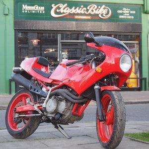 1989 Rare Gilera Saturno 550 Bialbero Sportsbike. For Sale