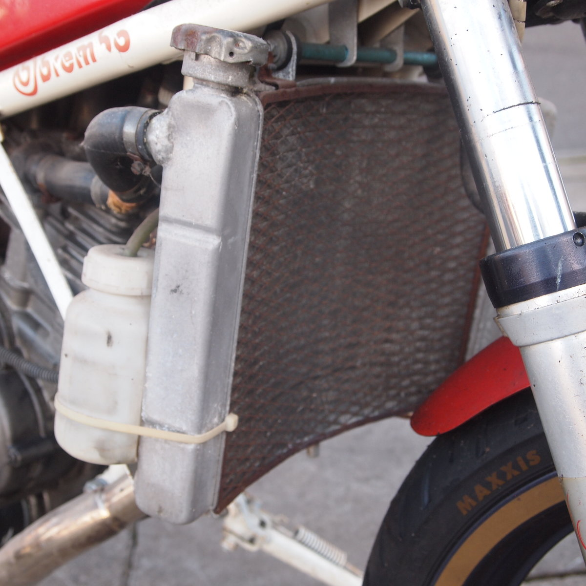 1989 Gilera Saturno 350cc RESERVED FOR CHRIS. SOLD (picture 3 of 6)