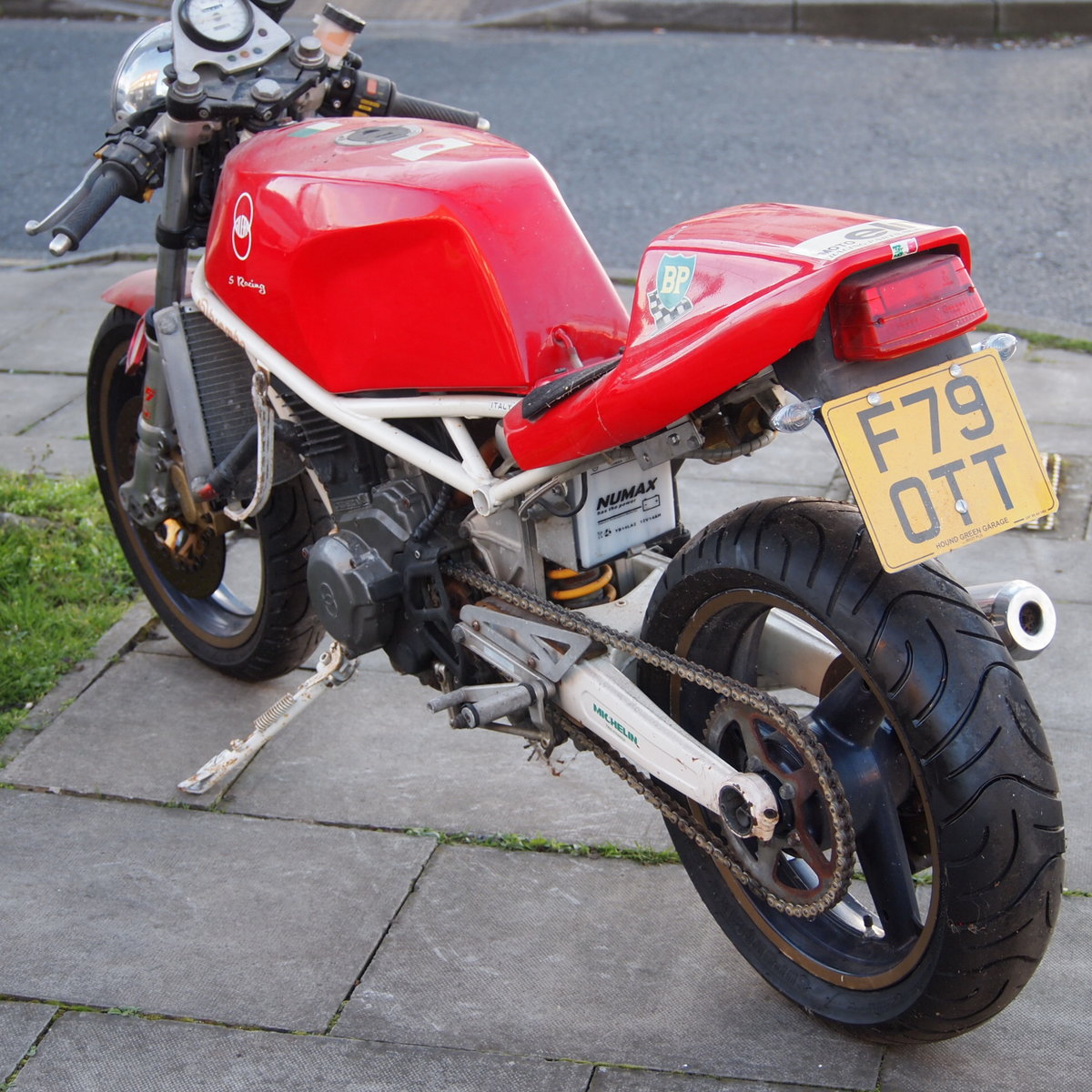 1989 Gilera Saturno 350cc RESERVED FOR CHRIS. SOLD (picture 5 of 6)