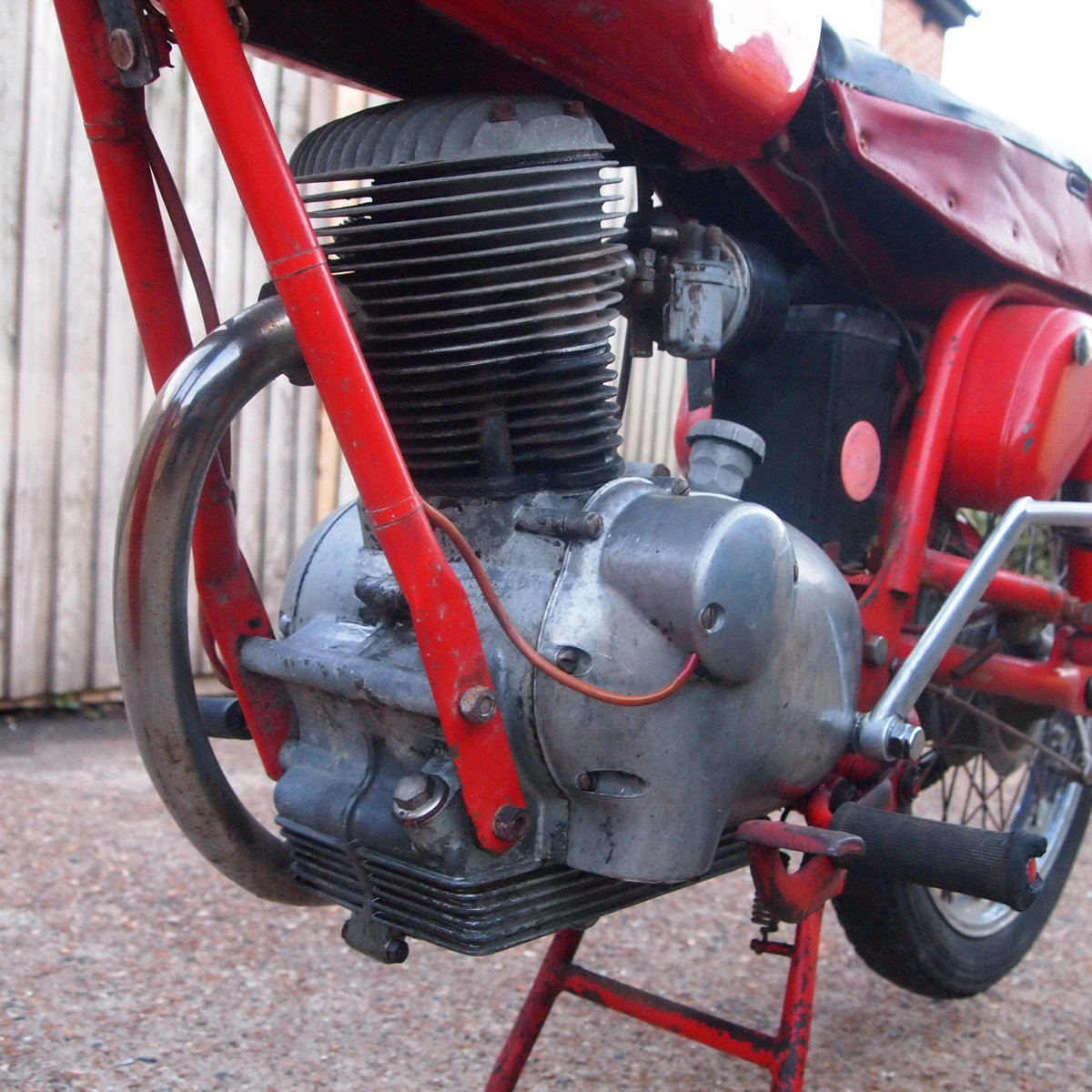 1962 Gilera Giubileo 98cc Classic RESERVED FOR AMANDA. SOLD (picture 2 of 6)