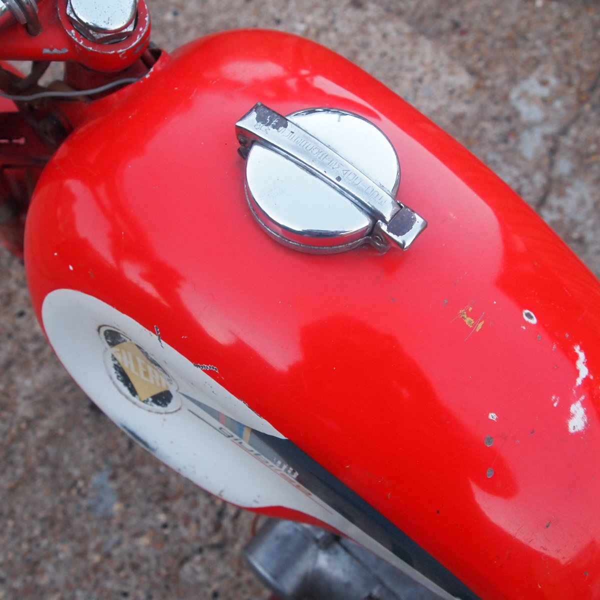 1962 Gilera Giubileo 98cc Classic RESERVED FOR AMANDA. SOLD (picture 3 of 6)