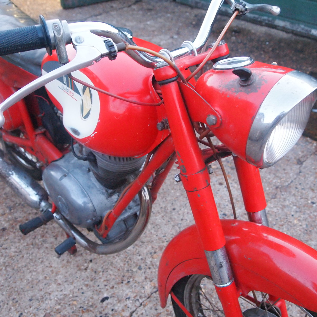 1962 Gilera Giubileo 98cc Classic RESERVED FOR AMANDA. SOLD (picture 6 of 6)