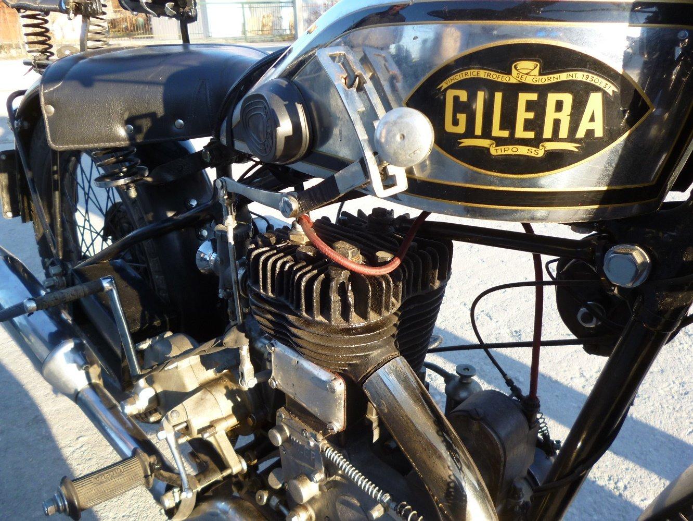 1933 Gilera  VL 500 For Sale (picture 2 of 6)
