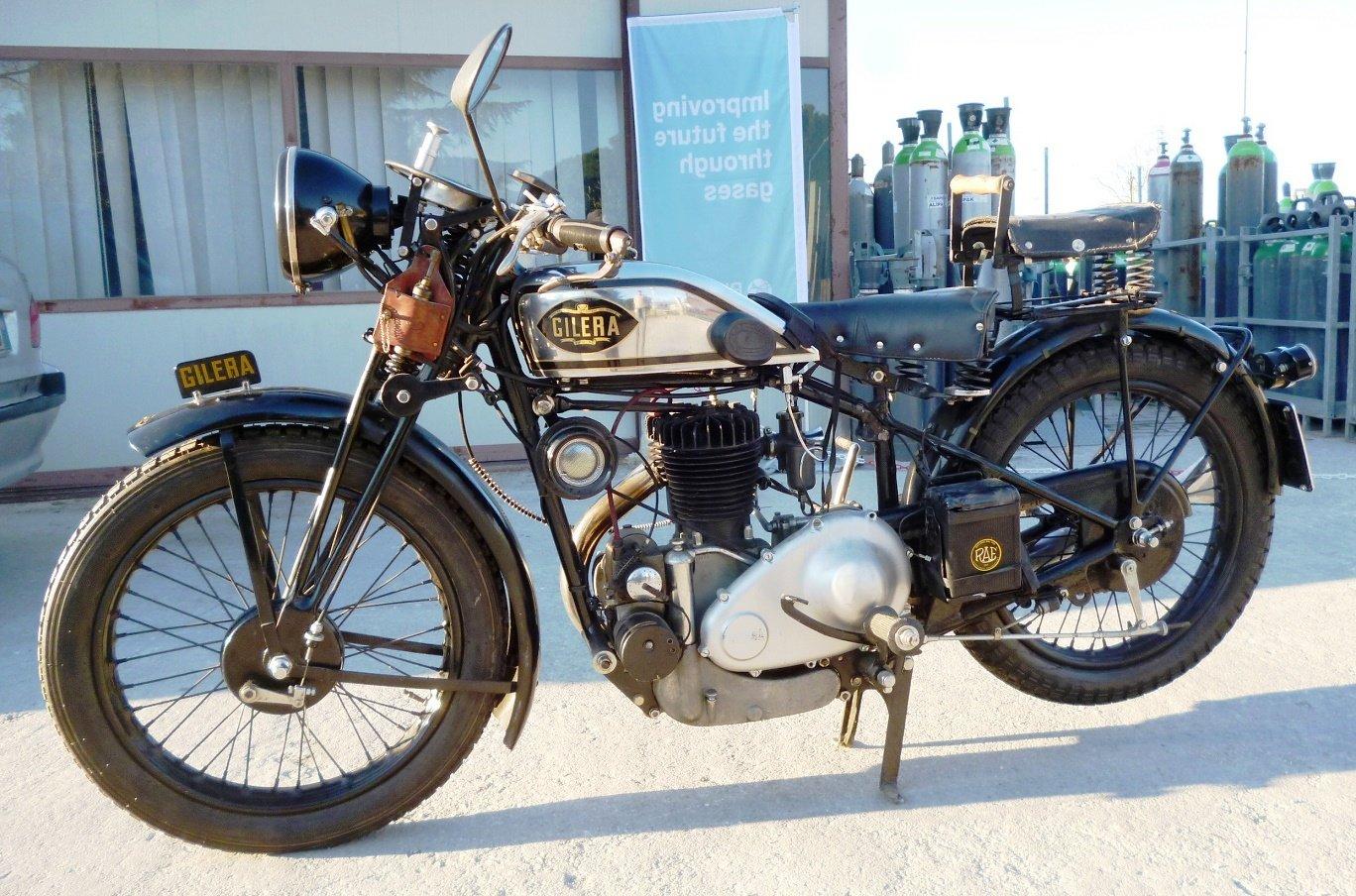 1933 Gilera  VL 500 For Sale (picture 6 of 6)