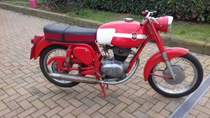Picture of 1961 Gilera 175cc Giubileo Sport SOLD