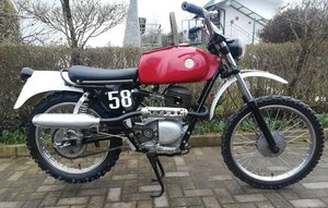 Picture of 1972 Gilera 124cc Regolarita' Competizione For Sale