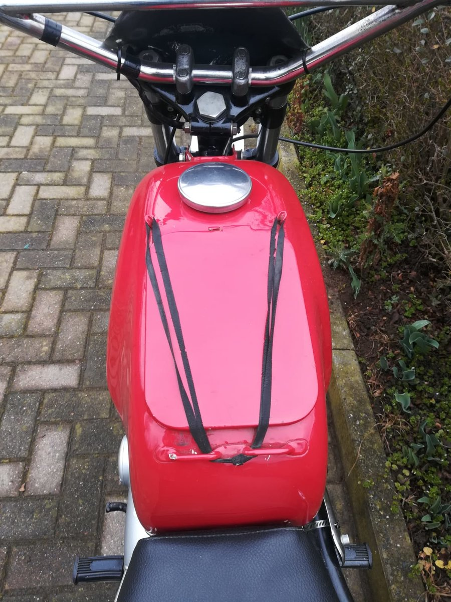 1972 Gilera 124cc Regolarita' Competizione For Sale (picture 5 of 6)