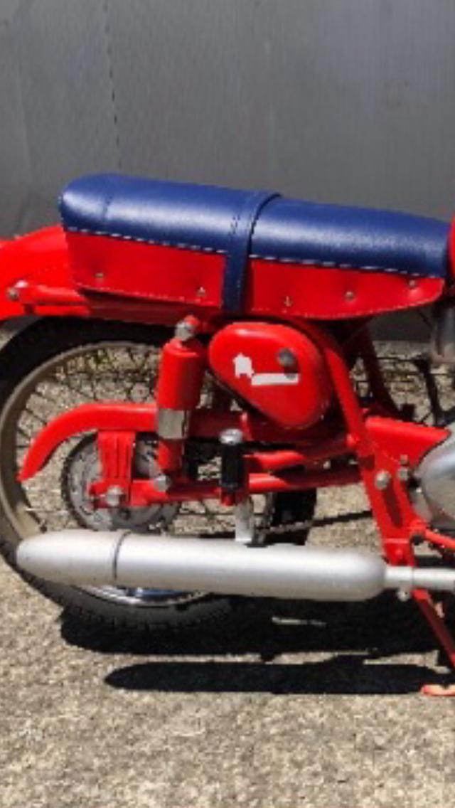 1969 Gilera Giubileo 150 ~ Stunning bike For Sale (picture 2 of 6)