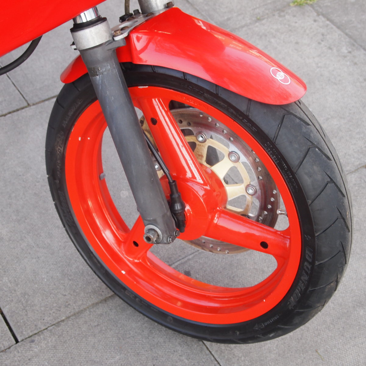 1989 Gilera Saturno Fitted With Running Paris Daker 550cc Unit. SOLD (picture 3 of 6)