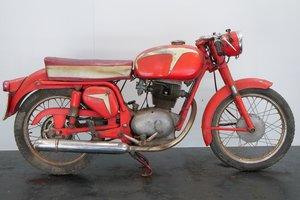 Gilera SuperSport c.1962 175cc 1 cyl ohv