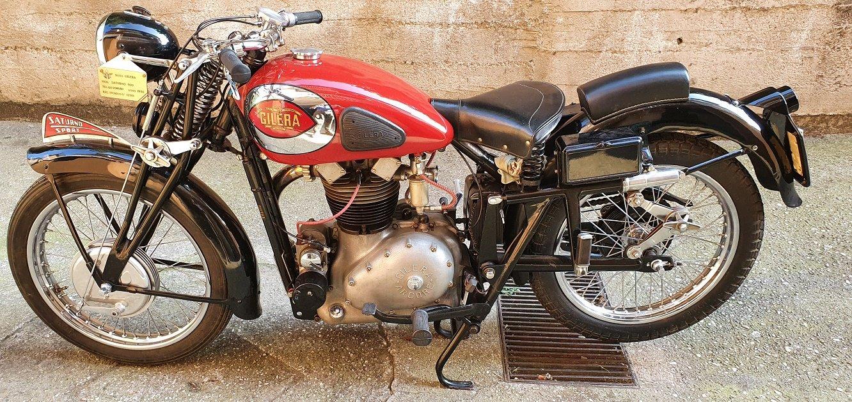 1950 GILERA SATURNO SPORT For Sale (picture 1 of 6)