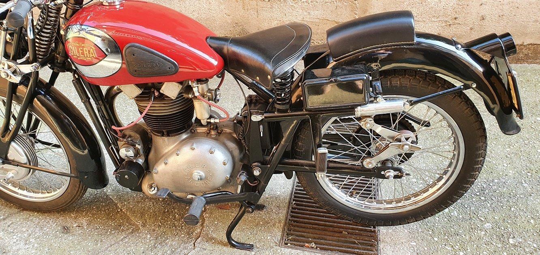 1950 GILERA SATURNO SPORT For Sale (picture 2 of 6)