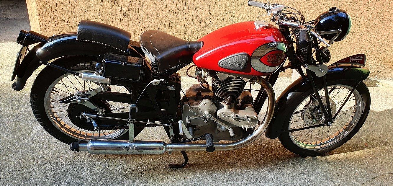 1950 GILERA SATURNO SPORT For Sale (picture 4 of 6)