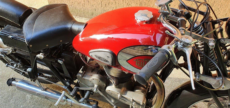 1950 GILERA SATURNO SPORT For Sale (picture 6 of 6)