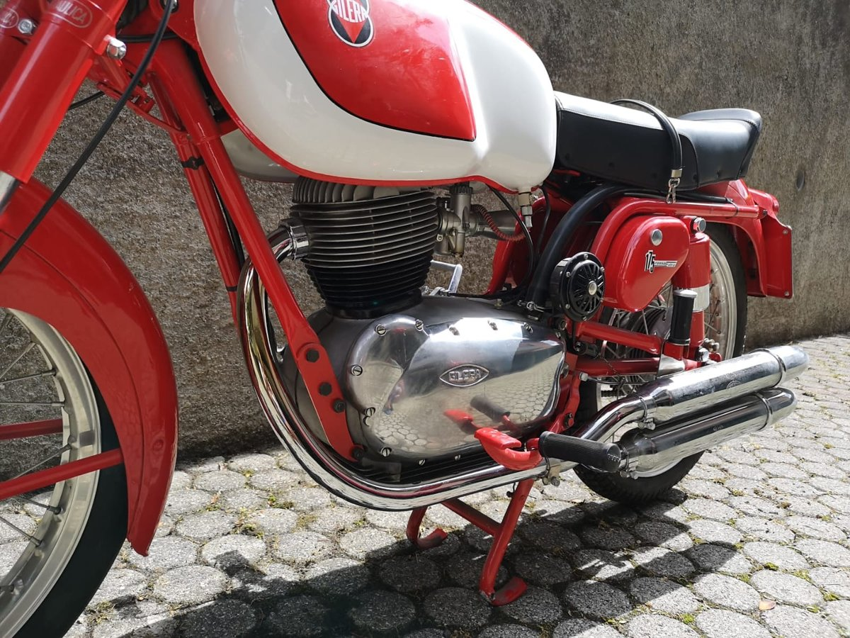 1958 Gilera 175 Rossa Extra For Sale (picture 3 of 6)