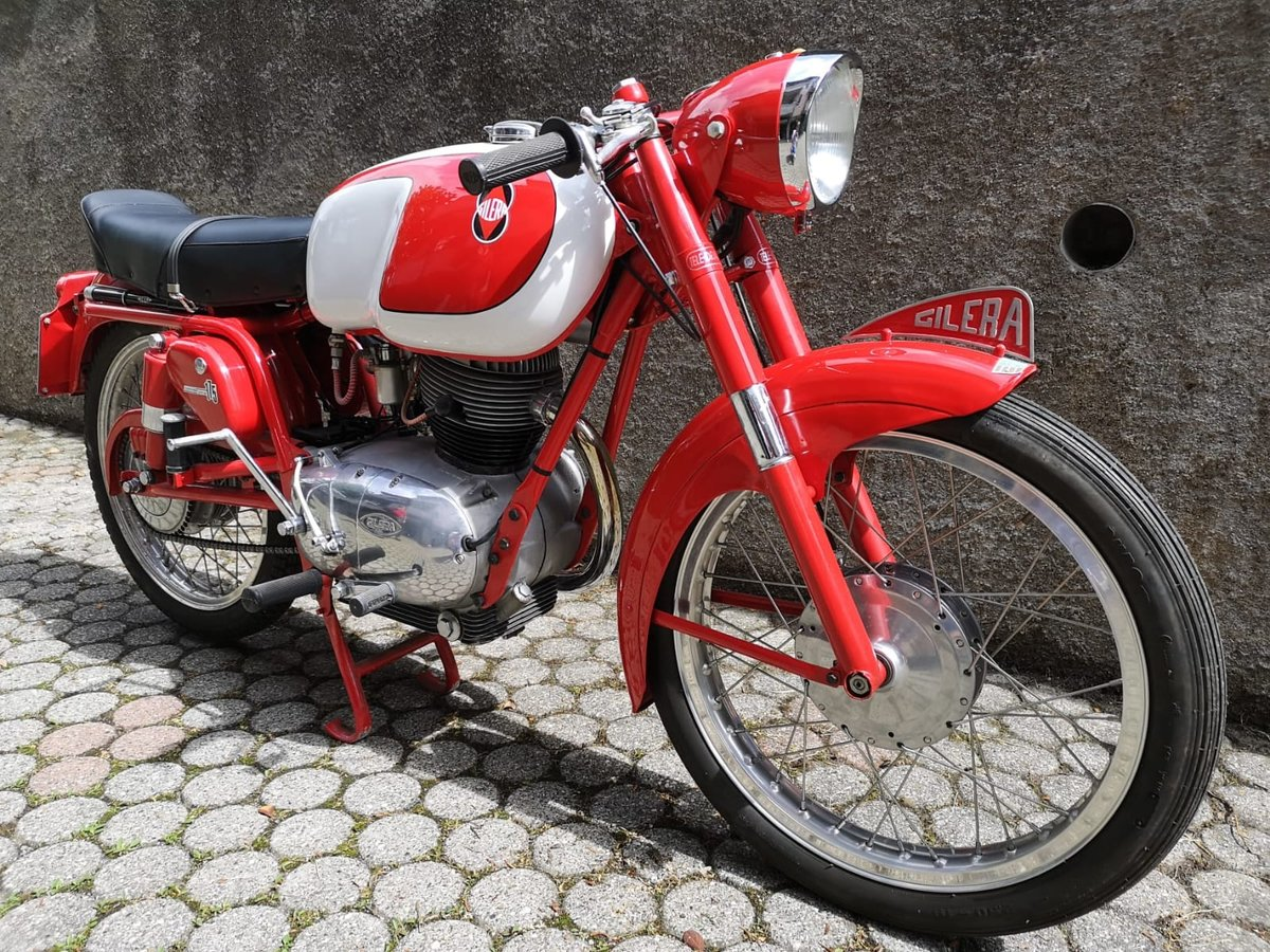 1958 Gilera 175 Rossa Extra For Sale (picture 4 of 6)