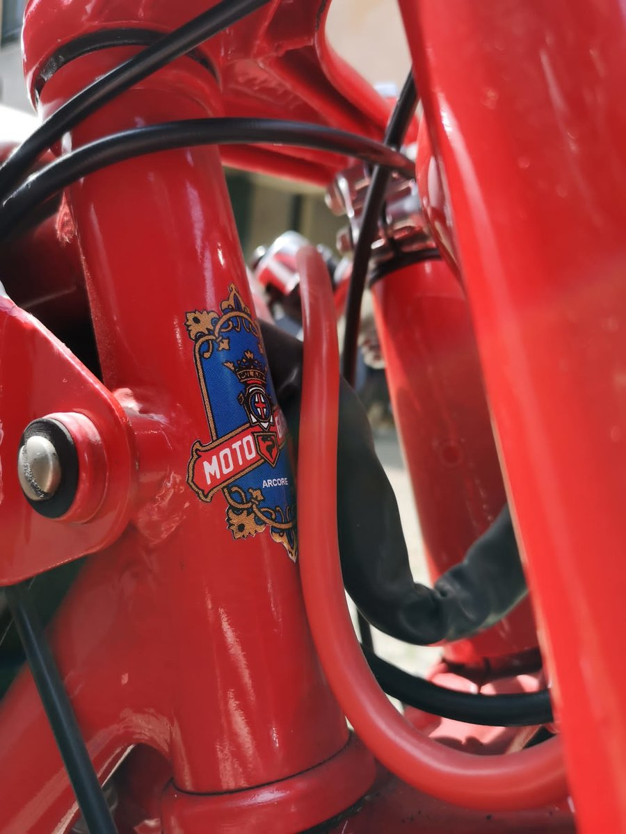 1958 Gilera 175 Rossa Extra For Sale (picture 5 of 6)