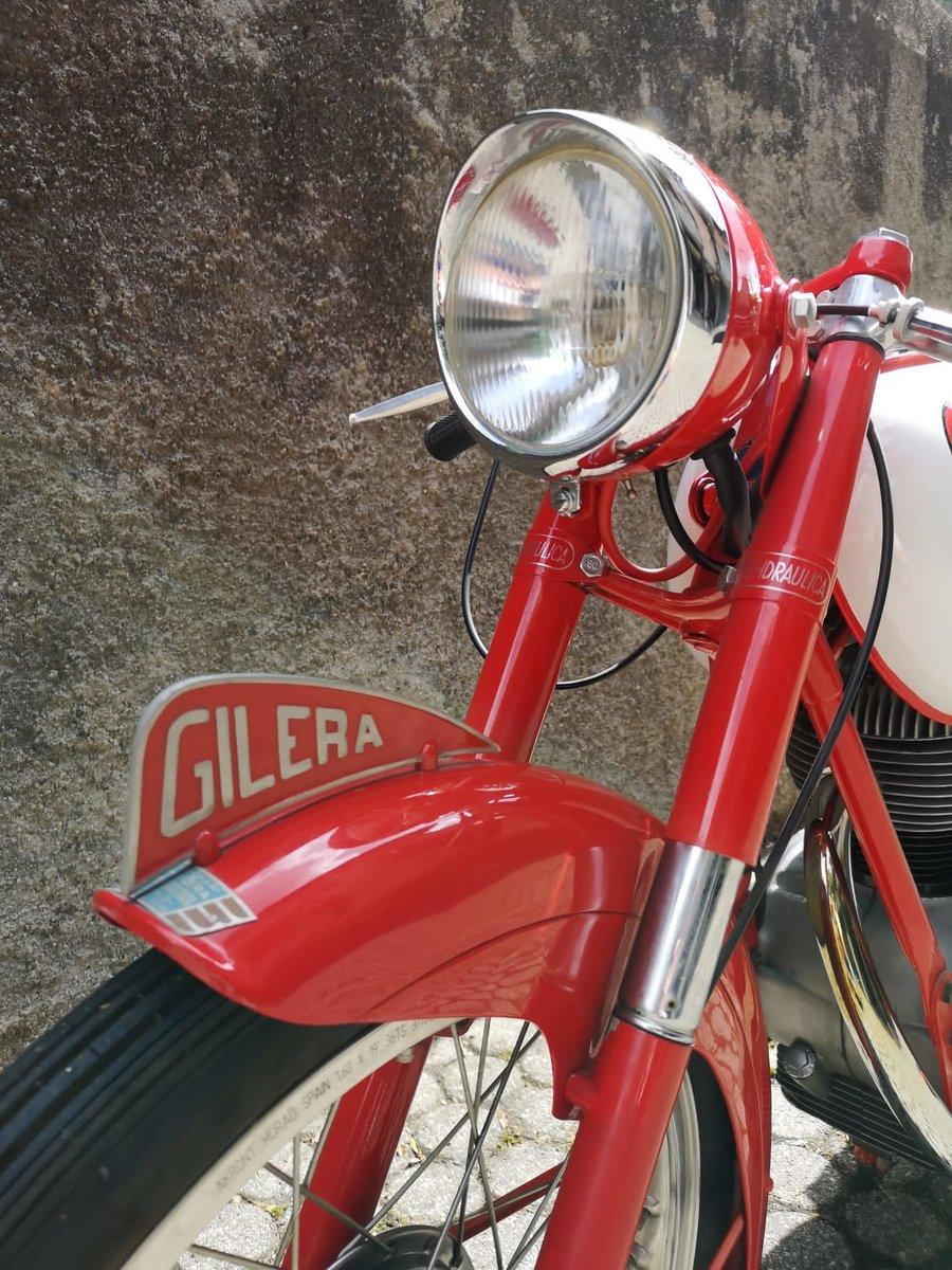 1958 Gilera 175 Rossa Extra For Sale (picture 6 of 6)