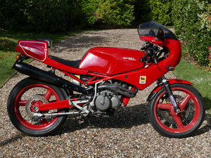 Gilera Nuovo Saturno 500 1995 For Sale