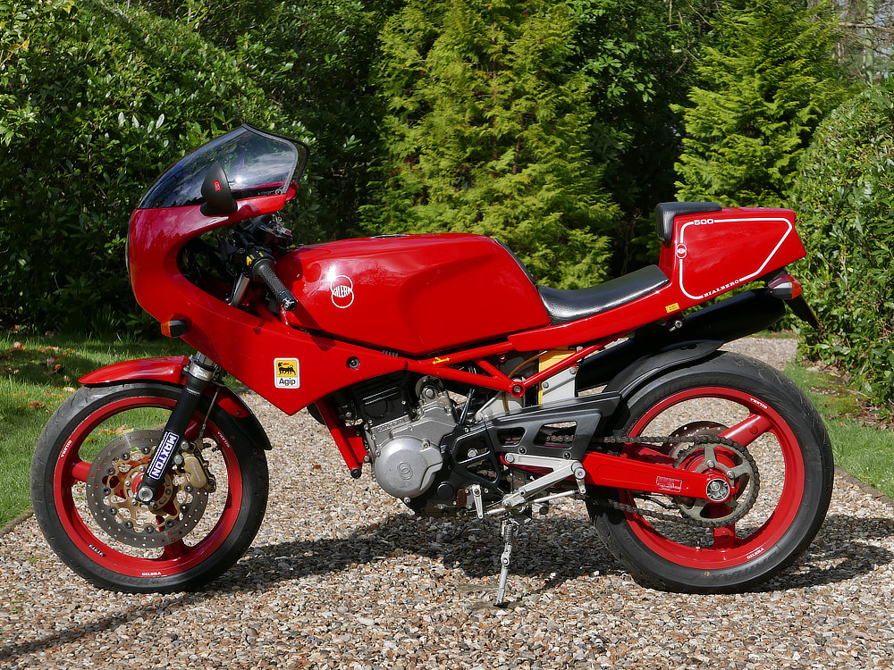 Gilera Nuovo Saturno 500 1995 For Sale (picture 2 of 6)