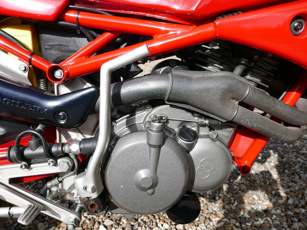 Gilera Nuovo Saturno 500 1995 For Sale (picture 3 of 6)