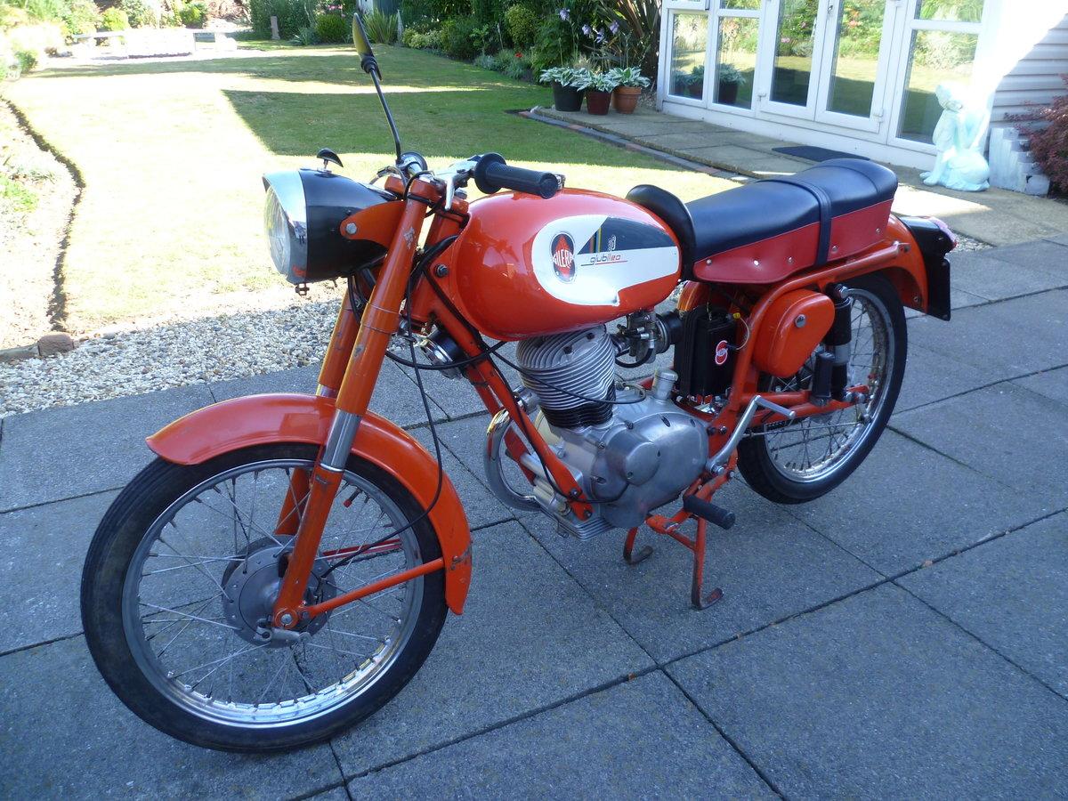 1966 Gilera Giubileo 98 Original For Sale (picture 2 of 6)
