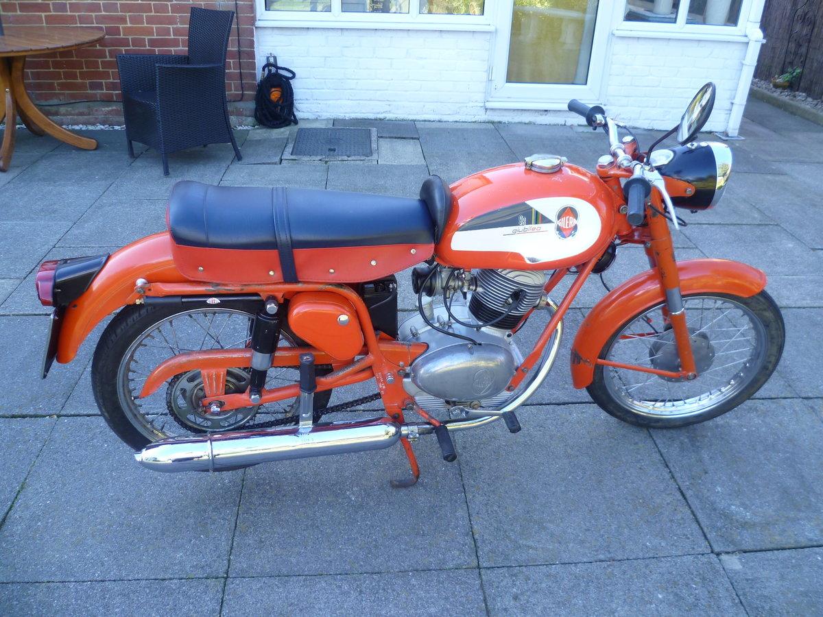 1966 Gilera Giubileo 98 Original For Sale (picture 3 of 6)