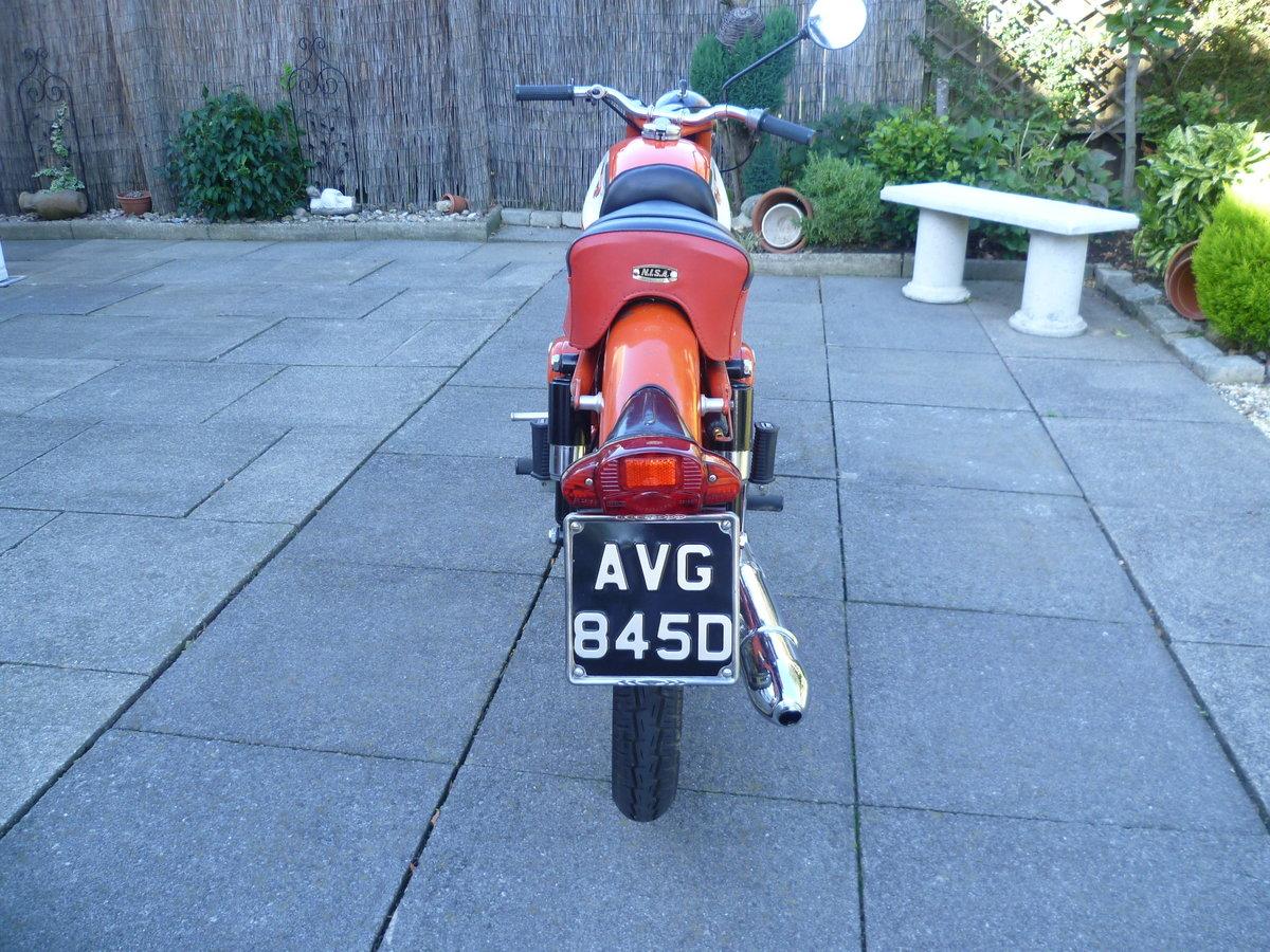 1966 Gilera Giubileo 98 Original For Sale (picture 6 of 6)