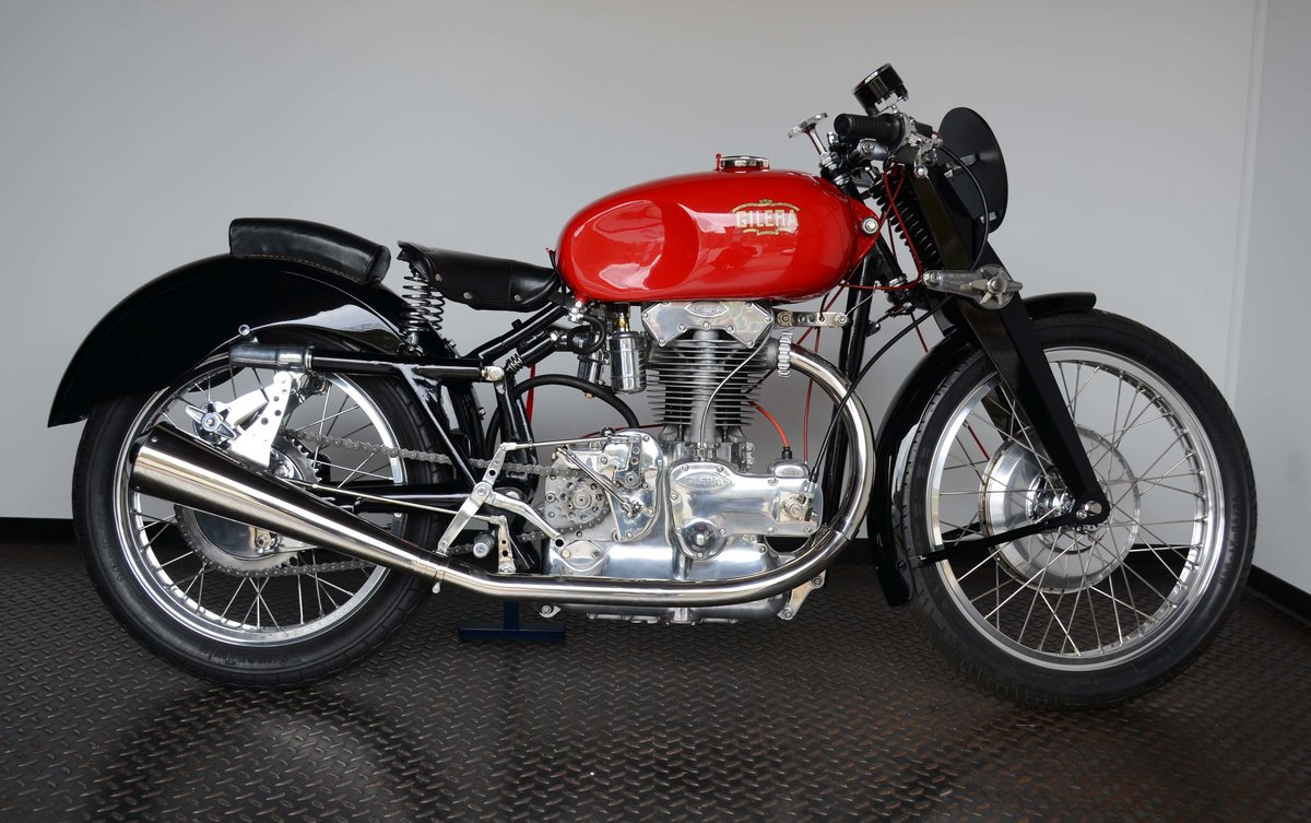 1949 Gilera Saturno 500 Racer For Sale (picture 1 of 10)