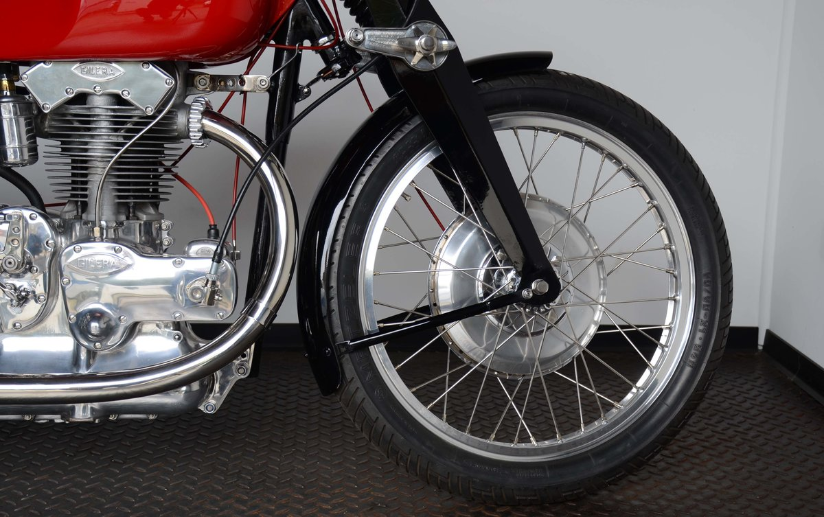 1949 Gilera Saturno 500 Racer For Sale (picture 2 of 10)