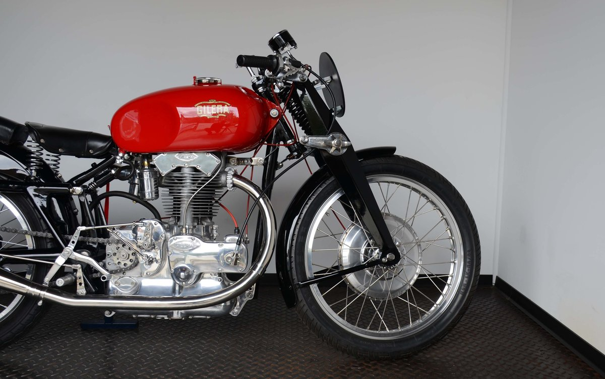 1949 Gilera Saturno 500 Racer For Sale (picture 3 of 10)