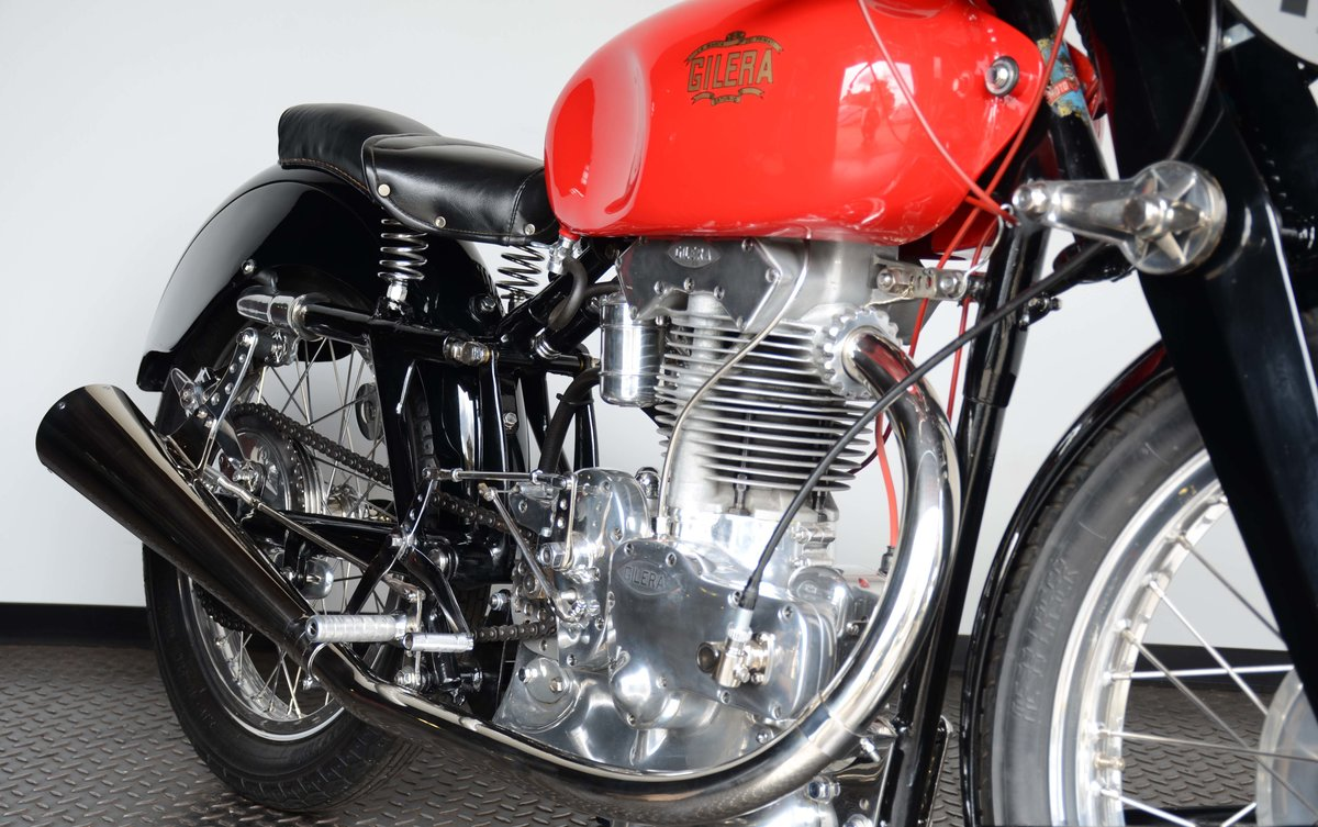 1949 Gilera Saturno 500 Racer For Sale (picture 7 of 10)