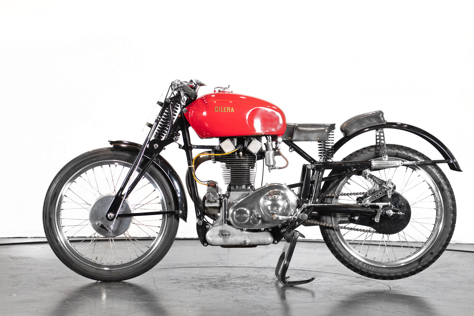 GILERA - 500 8 BULLONI - 1940 For Sale (picture 1 of 6)