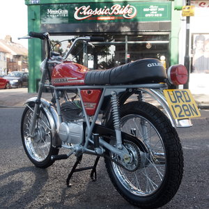 Picture of 1974 Gilera 50 Touring, Rare UK Pedal Model. RESERVED. SOLD