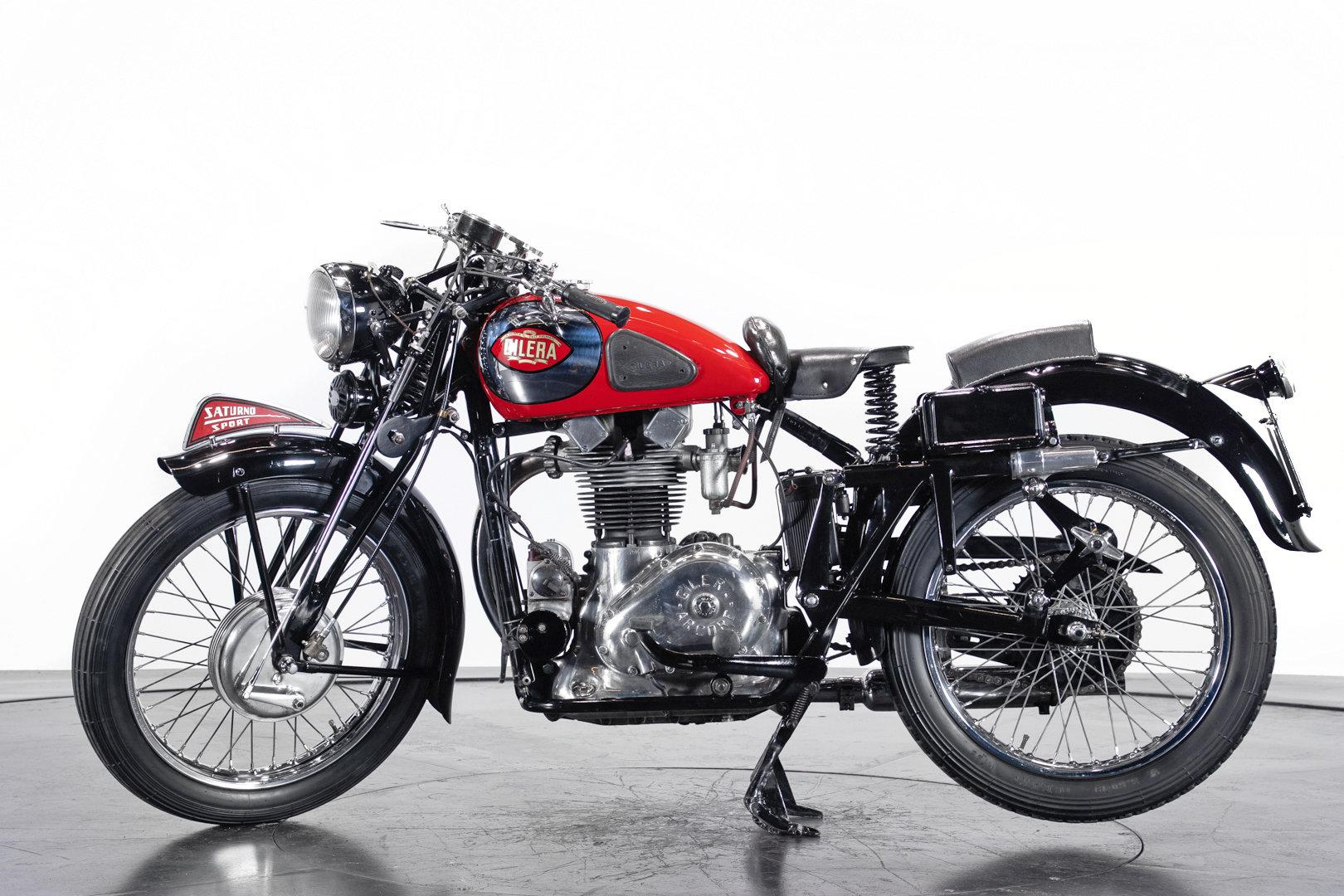 GILERA - SATURNO 500 S - 1946 For Sale (picture 1 of 6)