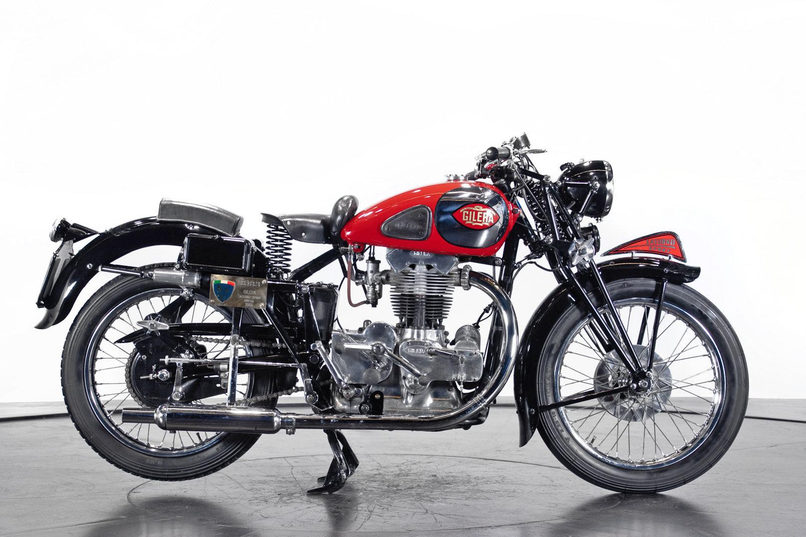 GILERA - SATURNO 500 S - 1946 For Sale (picture 2 of 6)