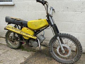 Picture of 1983 MZ SIMSON S51 TRAIL TRIAL 50 CC PROJECT PX CZ JAWA For Sale