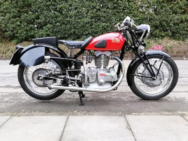 1948 GILERA 499CC SATURNO SPORT (LOT 395) SOLD by Auction (picture 1 of 1)
