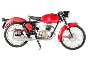 1955 GILERA 125 TURISMO (LOT 520)